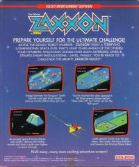 Zaxxon Box Art