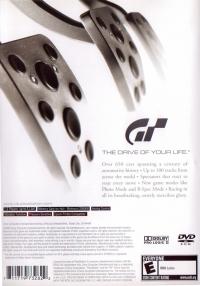 Gran Turismo 4 Box Art