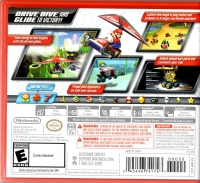 Mario Kart 7 (red case) Box Art