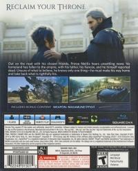 Final Fantasy XV - Day One Edition Box Art