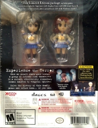 Corpse Party - Back to School Edition Box Art