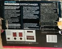 Intellivision System Changer Box Art