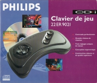 Philips Game Pad Box Art