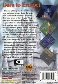 Sorcerer's Kingdom Box Art