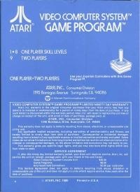 3-D Tic-Tac-Toe (text label) Box Art