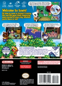 Animal Crossing - KMart Exclusive w. Player's Guide Box Art