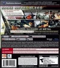 Ace Combat: Assault Horizon [CA] Box Art