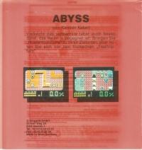 Abyss Box Art