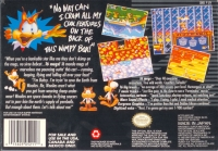 Bubsy in Claws Encounters of the Furred Kind Box Art