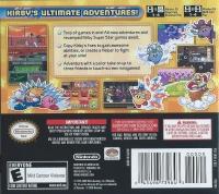 Kirby Super Star Ultra Box Art