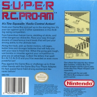 Super R.C. Pro-Am Box Art