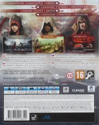 Assassin's Creed Chronicles [PL][CZ][SK][HU] Box Art
