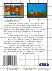Gangster Town Box Art