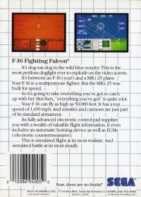 F-16 Fighting Falcon Box Art