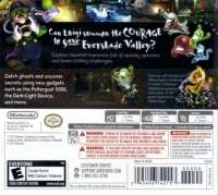 Luigi's Mansion: Dark Moon - Nintendo Selects Box Art