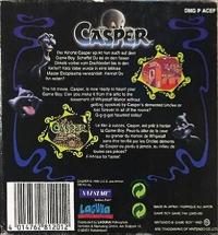 Casper Box Art