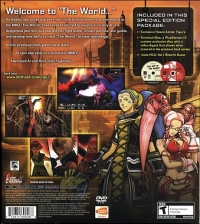 .hack//G.U. Vol. 1//Rebirth - Special Edition Box Art