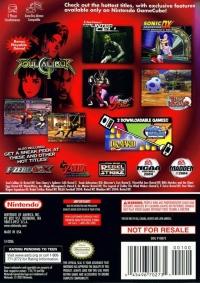 Nintendo GameCube Preview Disc Box Art