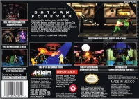 Batman Forever Box Art