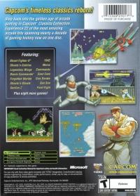Capcom Classics Collection Box Art