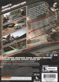 Project Gotham Racing 4 Box Art