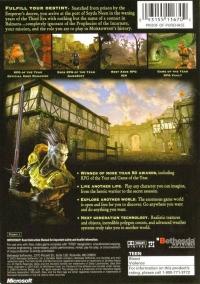 Elder Scrolls III, The: Morrowind - Platinum Hits Box Art