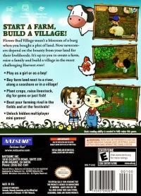 Harvest Moon: Magical Melody Box Art