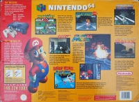 Nintendo 64 - Limited Edition Gold Controller Box Art