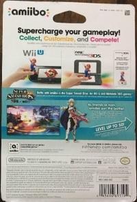 Corrin - Super Smash Bros. Box Art