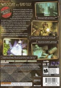 BioShock - Limited Edition Box Art