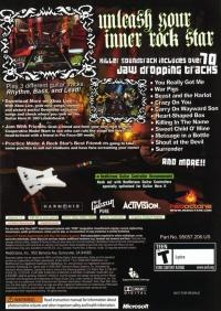 Guitar Hero II Box Art
