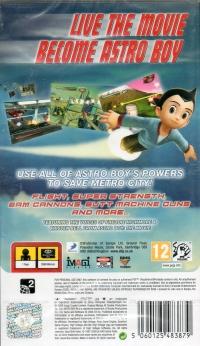 Astro Boy: The Video Game Box Art