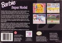 Barbie Super Model Box Art