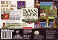 Bass Masters Classic - Pro Edition Box Art