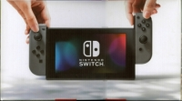 Nintendo Switch - Gray [NA] Box Art