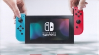Nintendo Switch (Neon Blue / Neon Red / HAC) [NA] Box Art