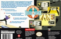 Brunswick World: Tournament of Champions Box Art