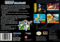 Bugs Bunny Rabbit Rampage Box Art