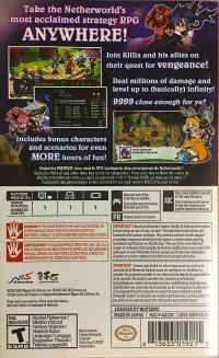 Disgaea 5 Complete Box Art