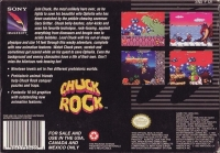 Chuck Rock Box Art