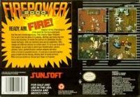 Firepower 2000 Box Art