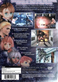 Xenosaga Episode I: Der Wille zur Macht Box Art