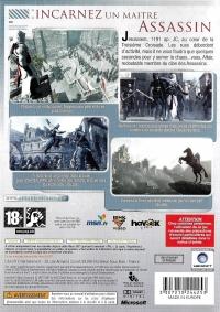 Assassin's Creed [FR] Box Art