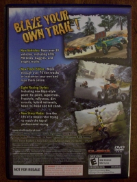 ATV Offroad Fury 4 - Greatest Hits (Not for Resale) Box Art