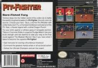 Pit-Fighter Box Art