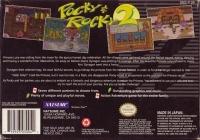Pocky & Rocky 2 Box Art