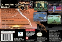 Primal Rage Box Art