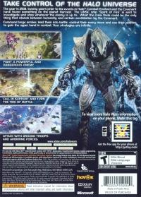 Halo Wars Box Art