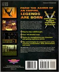 Betrayal In Antara - Official Strategy Guide Box Art