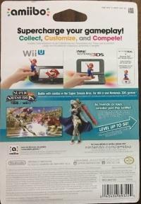 Corrin (Player 2) - Super Smash Bros. Box Art